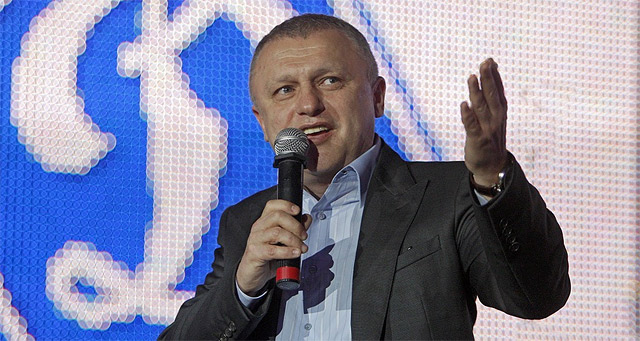 Игорю Суркису – 56!