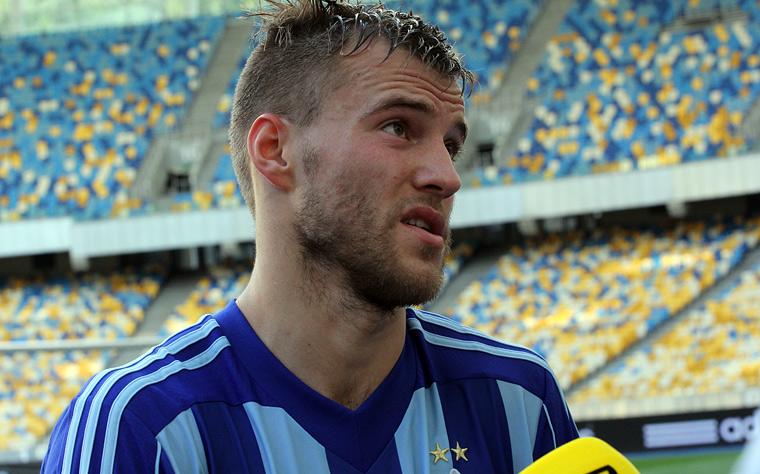 Андрей Ярмоленко: «В матче с «Черноморцем» важно не повторить ошибку «Днепра»