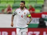 Тамаш Кадар отозван из заявки сборной Венгрии на ноябрьские матчи