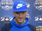 Андрей ЯРМОЛЕНКО: «Судьбу матча предрешил быстрый мяч»