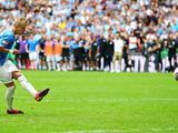 Влада Седан в мини-шортиках помогла Зинченко выиграть Суперкубок Англии (ФОТО)