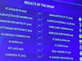 УЕФА опубликовал календарь матчей 1/8 финала Лиги чемпионов