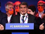 Жоан Лапорта снова стал президентом «Барселоны»