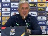 Владимир Петкович: «У сборной Украины есть небольшое преимущество»