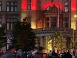 Полиция Ливерпуля получила приказ о разгоне празднующих болельщиков в центре города (ФОТО)