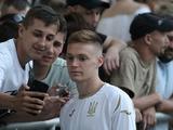 Сборная Украины проведет открытую тренировку на «Днепр-Арене»