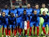 Заявка сборной Франции на ЧМ-2018