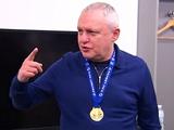 Игорь Суркис: «У меня нет сомнений, что Мирча Луческу останется тренером «Динамо»