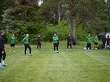 Еще один клуб УПЛ вернулся к командным тренировкам
