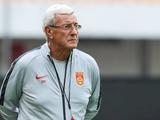 Марчелло Липпи покидает сборную Китая