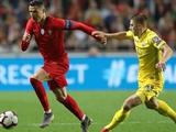 Виталий Миколенко: «Было приятно услышать это от Роналду»