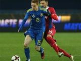 Украина — Сербия — 2:0. ФОТОрепортаж (22 фото)