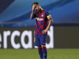 «Барселона» пропустила 8 мячей впервые с 1946 года! А в еврокубках — впервые