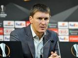 «Спортинг» — «Ворскла» — 3:0. После матча. Василий Сачко: «Мы делали все возможное...»