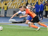 «Динамо» — «Шахтер» — 2:1: ФОТОрепортаж