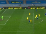 Украина — Казахстан — 1:1. ВИДЕОобзор матча