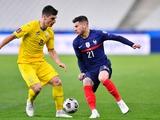 Отборочный матч ЧМ-2022. Украина — Франция, 4 сентября: статистика встреч