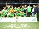 Андрей Воронин выиграл ветеранский турнир в составе «Боруссии»