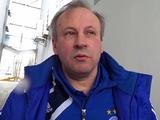 Иван Яремчук: «Будем надеяться на полную самоотдачу игроков сборной Украины и на его величество Фарт»