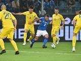Полный расклад по матчу Италия — Украина: уступили сопернику на 300 с лишним ТТД