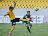 «Александрия» и «Ворскла» сыграли контрольный матч. Забито шесть мячей