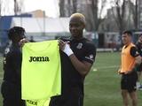 Нападающий «Динамо» сменил имидж (ФОТО)