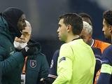 Скандал в Лиге чемпионов. Матч ПСЖ — «Башакшехир» не состоялся из-за якобы судьи-расиста