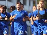 Сергей Булеца: «Нравятся тренировки Луческу»