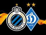 Мои ожидания от матча ЛЕ Brugge vs  Dynamo