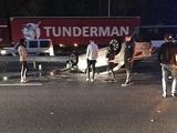 Футболисты «Колоса» попали в серьезную аварию (ФОТО)