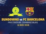 «Барселона» проведет товарищеский матч в ЮАР в честь 100-летия со дня рождения Манделы