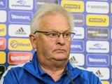 Ханс БАККЕ: «Ожидаем, что сборная Украины будет атаковать и контролировать игру»