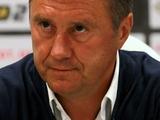 Александр Хацкевич: «В первом тайме команда как будто в автобусе находилась»