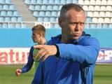 Александр Головко посетил матч «Ингульца» в Петрово