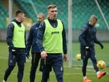 Заразившихся в Германии коронавирусом футболистов сборной Украины могут не выпустить из страны