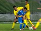 Отбор Евро-2021. Украина U-21 — Румыния U-21 — 1:0