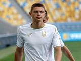 Кадры сборной Украины в цикле Евро-2020: Виталий Миколенко