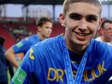 Кирилл Дрышлюк: «Надеюсь, в ближайшее время чемпионы мира U-20 будут тащить сборную Украины»