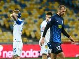 У «Динамо» уже 16 ударов в каркас ворот в текущем чемпионате Украины