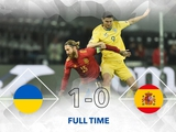 Украина — Испания: опрос на игрока матча