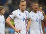 Колбейнн Сигторссон не сыграет со сборной Украины