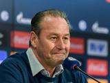 «Шальке» Коноплянки назвал имя нового главного тренера