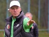 Юрий Максимов: «Знаете, как говорят: «Кто играет на сборах, не играет потом в чемпионате»