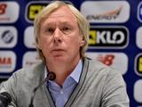 «Колос» — «Динамо» — 2:0. Пресс-конференция. Михайличенко: «Много статистов в команде. Будем разбираться»