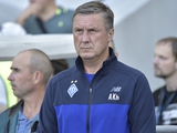 Александр Хацкевич: «В «Динамо» осталось четыре-пять человек, и в дубле три»