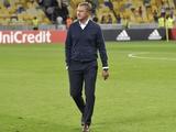 Александр Хацкевич — лучший тренер чемпионата Украины по версии УПЛ