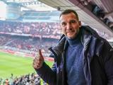 «Мальдини — почти брат»: интервью Шевченко о самом важном голе в карьере и возрождении «Милана»