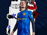 «Манчестер Юнайтед» представил третий комплект формы. Он синий (ФОТО)