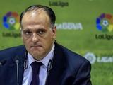 Президент ла лиги: «Вариант с аннулированием результатов сезона мы не рассматриваем»