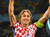 Лука Модрич: «Во втором тайме сборная Украины выглядела совсем неопасной»
